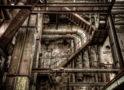 Powerplant Staircase | by Batram