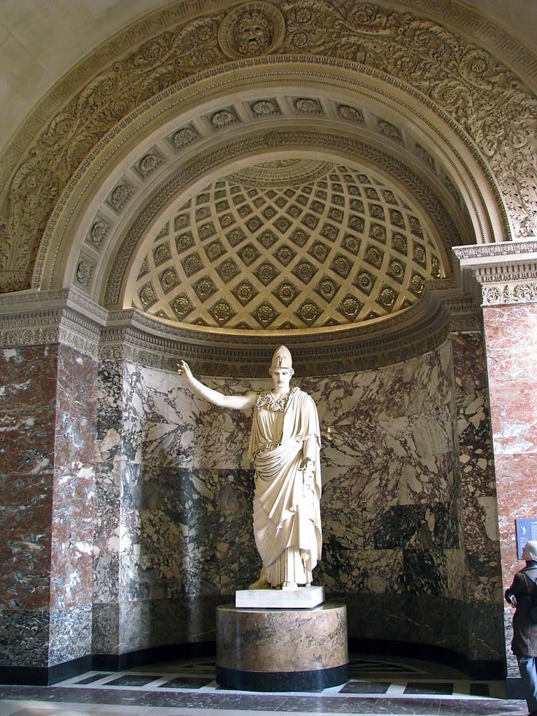 Musee Du Louvre Antiquites Grecques Salle 13 Salle D A Flickr