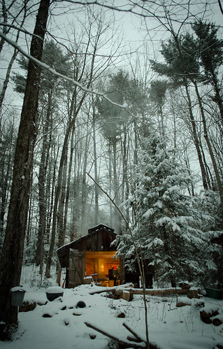 Sugar Shack in the Woods | by Shack Valley