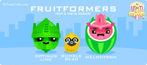Optimus Lime vs. Melontron | by FruityCuties