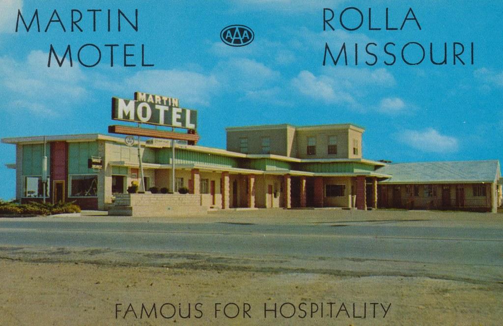 Martin Motel - Rolla, Missouri