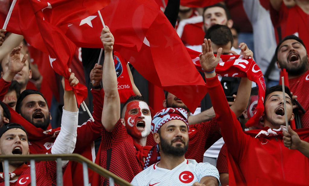 Czech Republic 0-2 Turkey