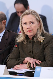 Secretary of State Hillary Rodham Clinton | by Foreign and Commonwealth Office
