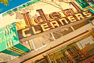 Ideal Cleaners | by Jeremy Brooks