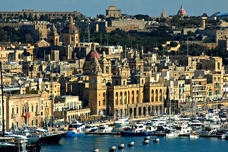 The City of Vittoriosa, Malta | by leslievella64