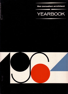 The Canadian architect - Yearbook 1964 | by oliver.tomas