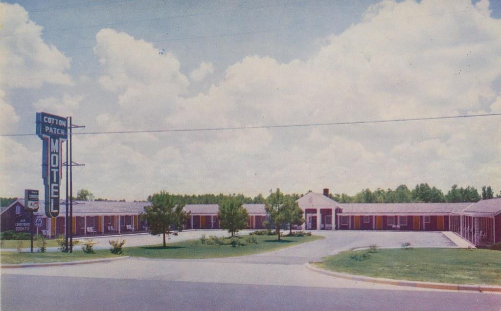 Cotton Patch Motel - Thomson, Georgia