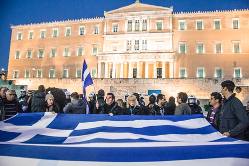 19 February Syntagma demonstration part B | by odysseasgr
