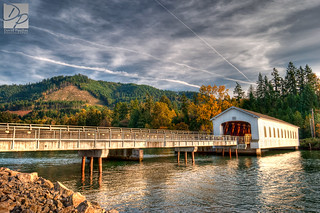 Lowell Covered Bridge | by David Pasillas