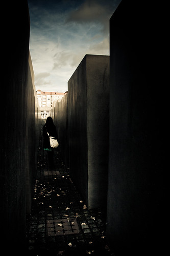 Memorial to the Murdered Jews of Europe | by Umbreen Hafeez