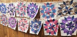 Vintage Quilt Blocks 4 | by texas freckles | Melanie