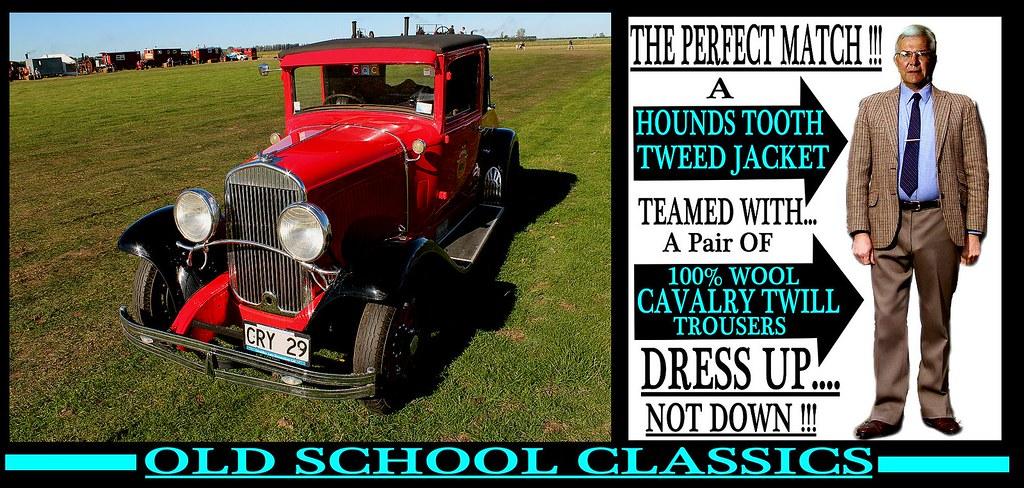 Old School Classics - Tweed cars 3 | 80s Muslc Rocks | Flickr