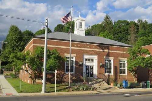 Oakville, CT post office | by PMCC Post Office Photos
