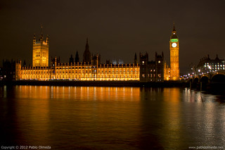 London: Parliament Houses | by Pablo Olmeda