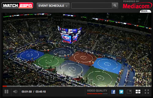 ESPN's quad box - College Wrestling - TheMat com Forums