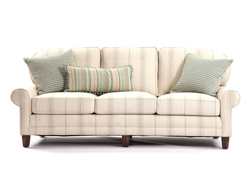 ... Selections Sofa In Primative Stripe By Calico Corners L Calico Home |  By Calico Corners L