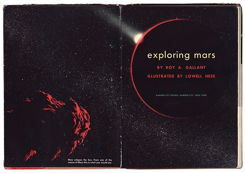 Exploring Mars (1956) | by Unkee E.