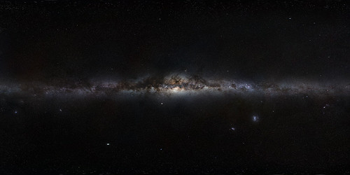 The Milky Way panorama | by European Southern Observatory