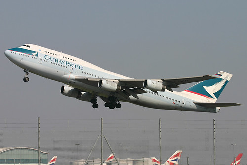 Cathay Pacific - B-HUF | by Andrew_Simpson
