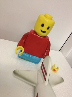 lego my hand! KC | by debbiedoescakes