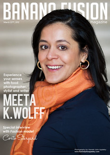 Meeta-K.-Wolff-Cover | by Meeta Wolff @ What's For Lunch, Honey?