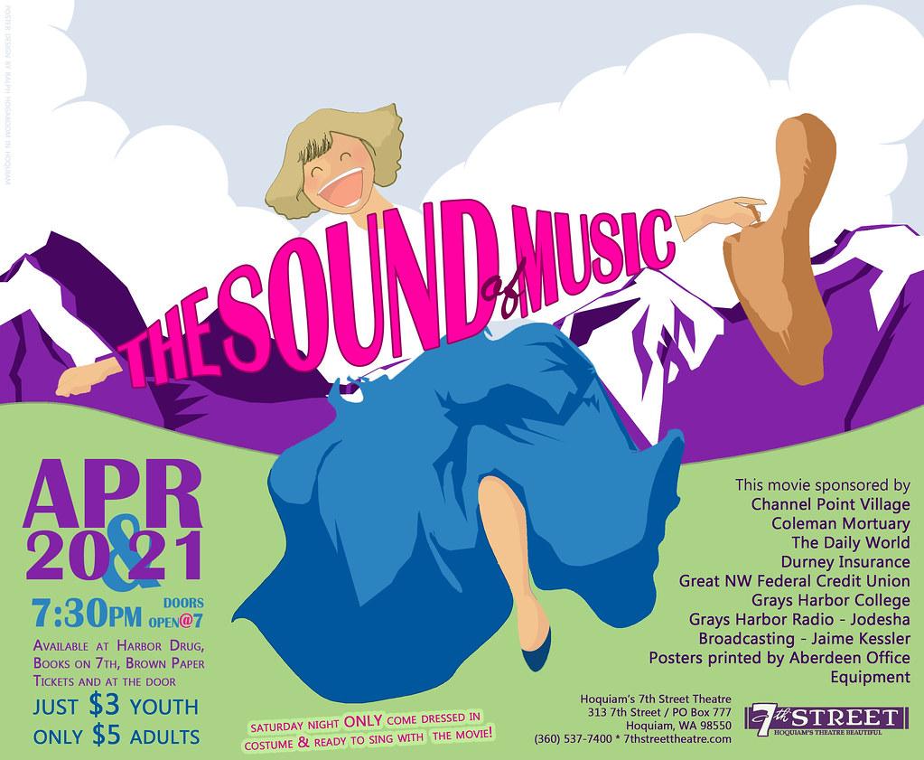 ... ralphhogaboom Movie: The Sound of Music - by ralphhogaboom