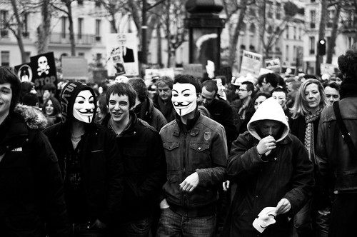 Group of Anonymous | by brieuc_s