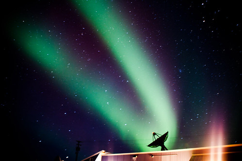 Northern Lights | by Dartmouth Flickr