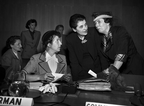 1950 - Fourth Session of the Commission on the Status of Women | by UN Women Gallery
