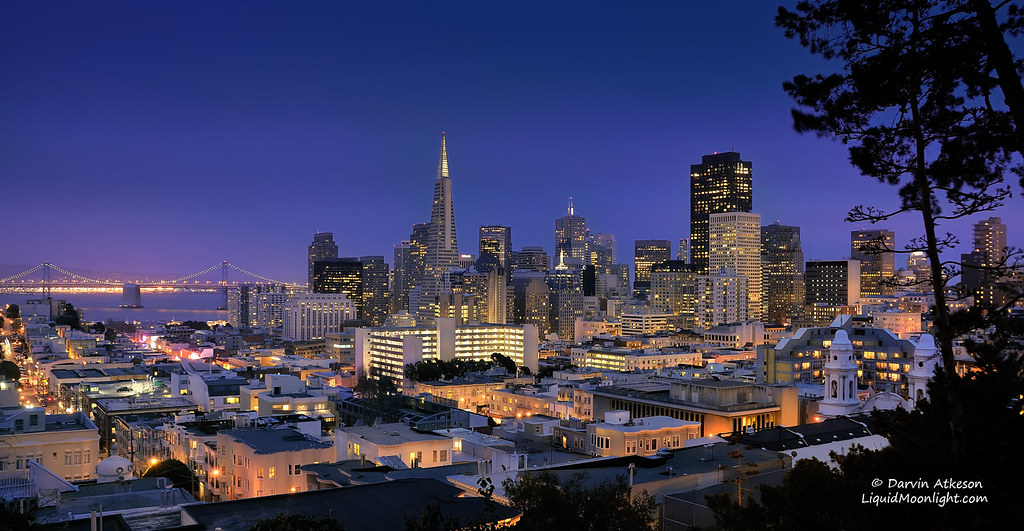 ... City Lights   San Francisco, California | By Darvin Atkeson Amazing Ideas