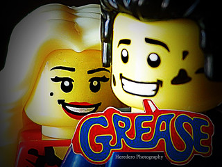 Grease (#05 Lego Movies Serie) | by Heredero 3.0