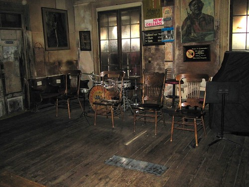 Inside Preservation Hall | by kristenannkirk