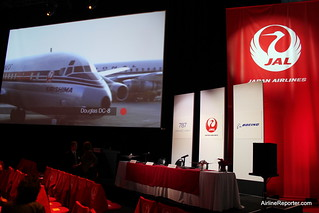 JAL Boeing 787 Dreamliner Delivery | by AirlineReporter.com
