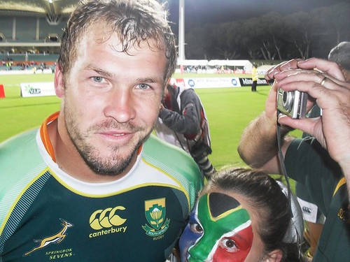 With Aussie Bok fan | by The BlitzBokke
