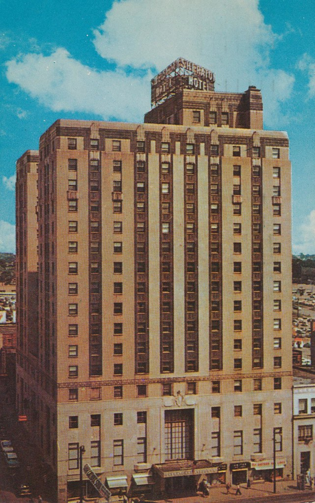Sheraton Hotel - Akron, Ohio