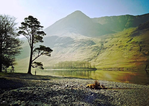 High Crag & Buttermere, from Nr. Dalegarth, Cumbria | by Grangefirth