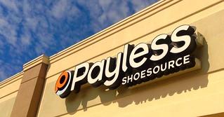 Payless Shoe Store Rockford Illinois