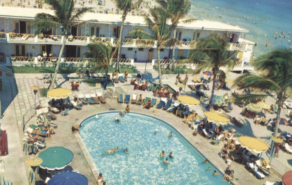 The Shoreham-Norman - Miami Beach, Florida