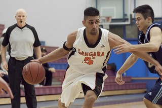 Falcons vs. Capilano | by langaracollege