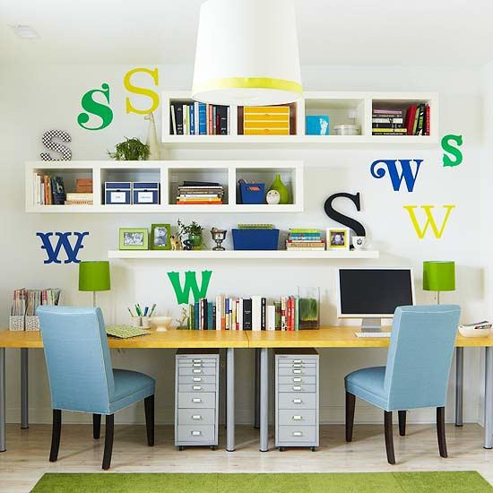 Superieur ... IKEA LACK Office Shelves | By Heath U0026 The B.L.T. Boys