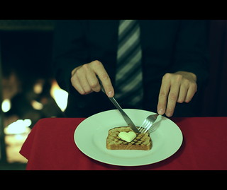 Holiday Menu: Bread and Butter with a Touch of Loneliness | by Ivan Velinov (discontinued)