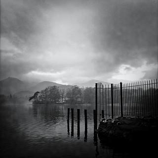 Isthmus Bay & Nichol End, Derwentwater, Cumbria | by Grangefirth