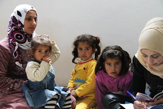 UNHCR News Story: UNHCR warns of funding shortfall for operations to help Syrian refugees | by UNHCR