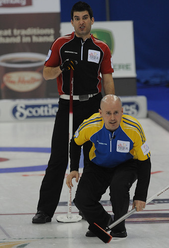 Craig Savill and Kevin Koe | by seasonofchampions