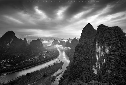 Li River - Guilin, China | by Jesse Estes