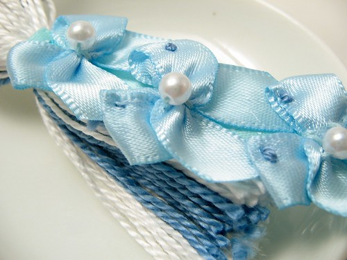 Bows For Wedding Cakes