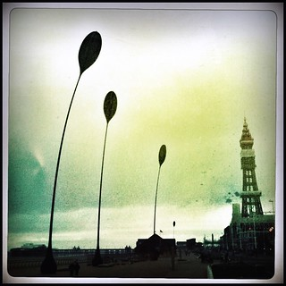 Blackpool Tower & Prom Delights | by katy75