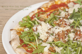 Pizza at Vapiano's | by Little Miss Joey