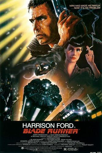 银翼杀手 Blade Runner (1982)海报