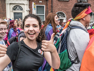 PRIDE PARADE AND FESTIVAL [DUBLIN 2016]-118054 | by infomatique